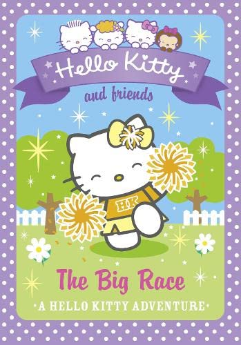 9780007516100: The Big Race (Hello Kitty and Friends, Book 10)