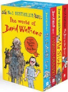 9780007516759: The World of David Walliams