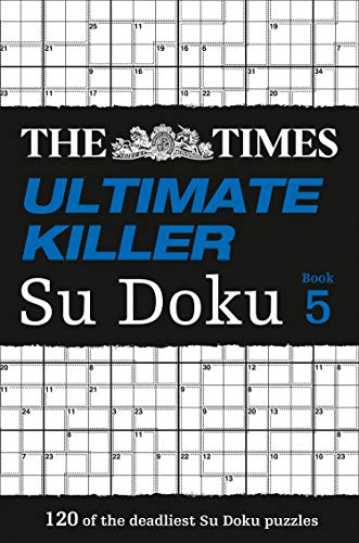 9780007516926: The Times Ultimate Killer Su Doku Book 5