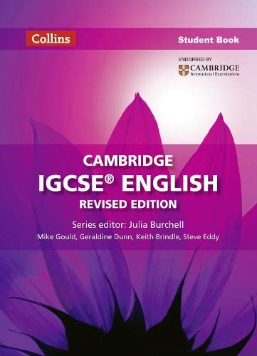 9780007517053: Cambridge Igcse English Student Book