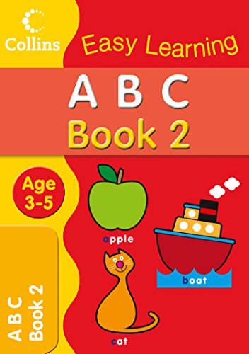 9780007517138: ABC Age 3-5: Book 2 (Collins Easy Learning Age 3-5)