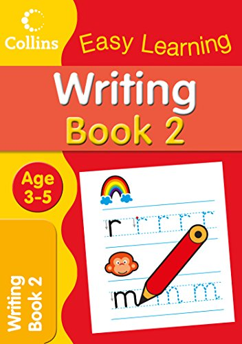 9780007517145: Writing Age 3-5: Book 2 (Collins Easy Learning Age 3-5)