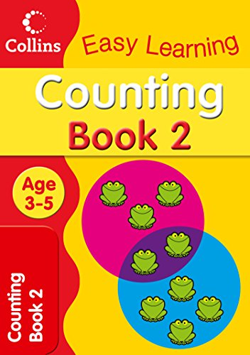 9780007517169: Counting Age 3-5: Book 2 (Collins Easy Learning Age 3-5)