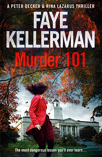 9780007517671: Murder 101 (Peter Decker and Rina Lazarus Crime Thrillers)
