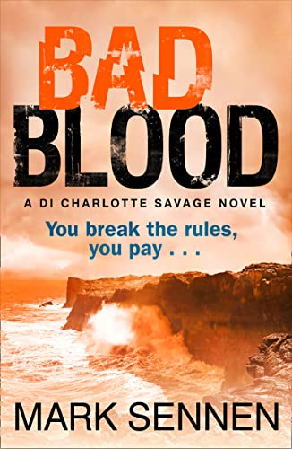 9780007518166: Bad Blood: A DI Charlotte Savage Novel