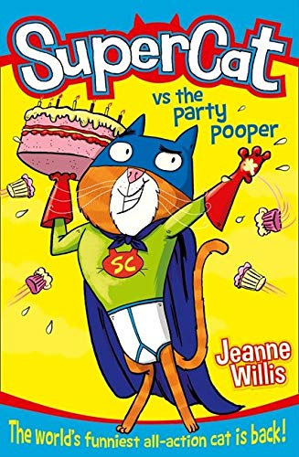 9780007518654: Supercat vs The Party Pooper