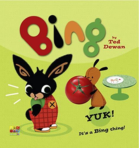 9780007518920: Bing: Yuk!