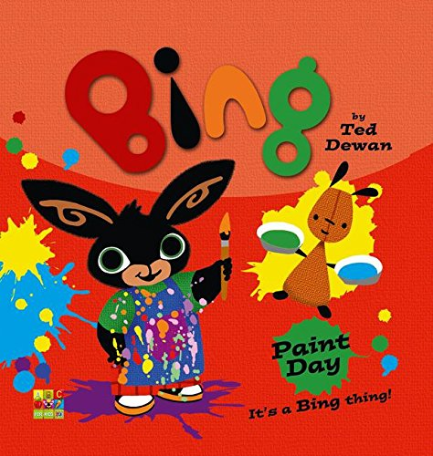 9780007518937: Bing Paint Day Au Nz Only Hb