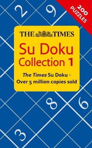 9780007519019: The Times Su Doku Collection 1