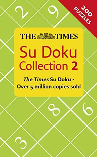 9780007519026: The Times Su Doku Collection 2