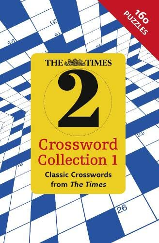 9780007519033: The Times 2 Crossword Collection 1