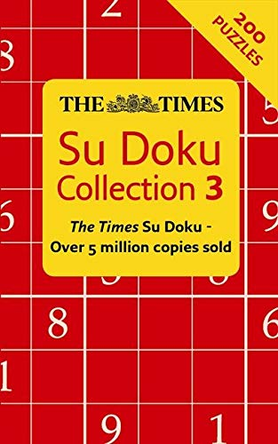 The Times Su Doku Collection 3: The Times Mind Games