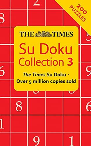 9780007519040: The Times Su Doku Collection 3