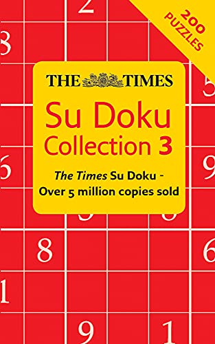 9780007519040: The Times Su Doku Collection 3