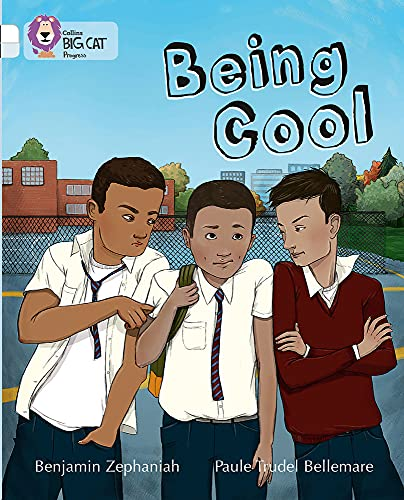 9780007519293: Collins Big Cat Progress - Being Cool: Band 10 White/Band 17 Diamond