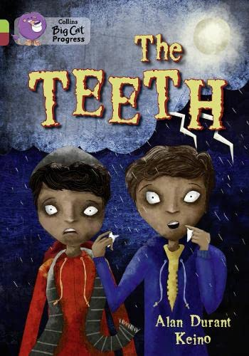 9780007519330: The Teeth: Band 11 Lime/Band 14 Ruby (Collins Big Cat Progress)