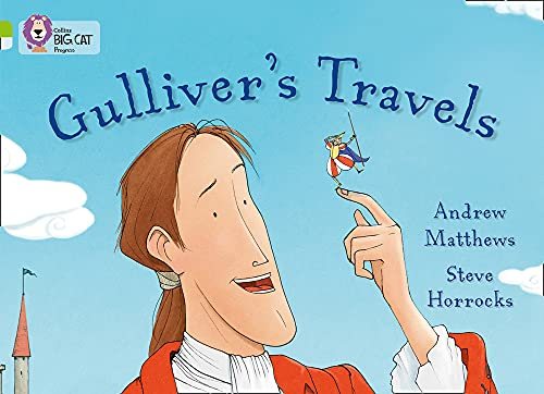 9780007519378: Gulliver's Travels (Collins Big Cat Progress)