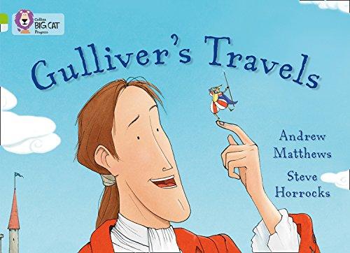 9780007519378: Collins Big Cat Progress - Gulliver's Travels: Band 11 Lime/Band 17 Diamond