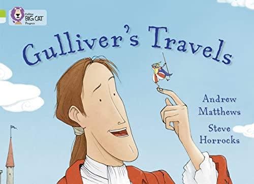 9780007519378: Gulliver?s Travels (Collins Big Cat Progress)