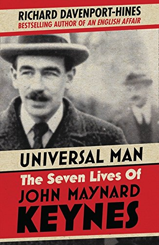 9780007519804: Universal Man: The Seven Lives of John Maynard Keynes