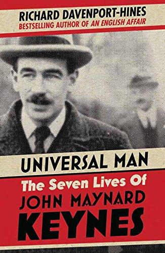 9780007519804: Universal Man: The Seven Lives of John Maynard Keynes