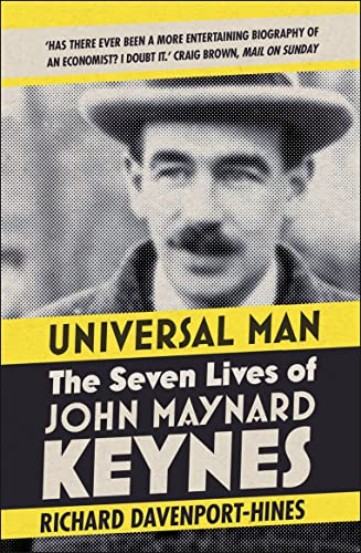 9780007519828: Universal Man: The Seven Lives of John Maynard Keynes