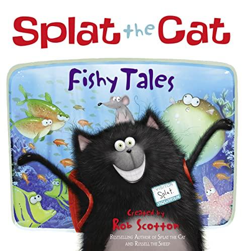 9780007519880: Splat - Fishy Tales!