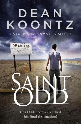9780007520152: Saint Odd (Odd Thomas 7)