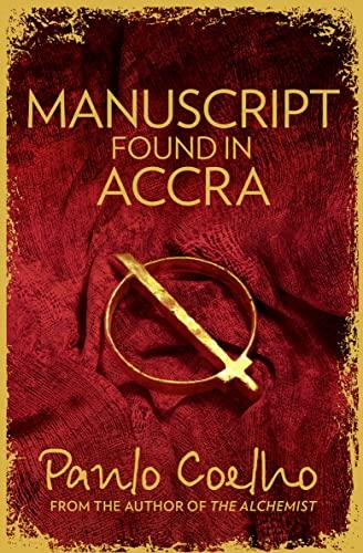 9780007520619: Manuscript Found in Accra
