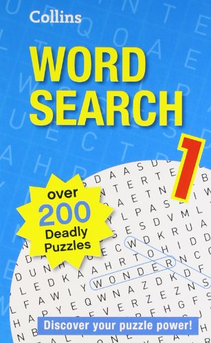 9780007520947: Collins Word Search 1 in Only