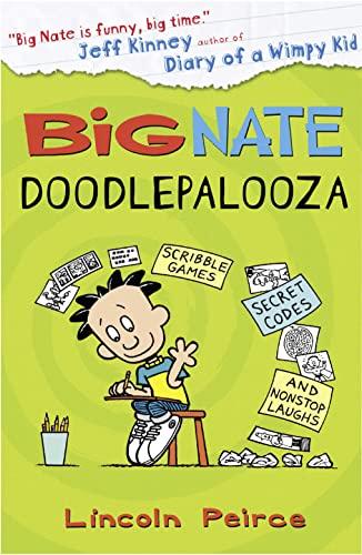 9780007521128: Big Nate: Doodlepalooza