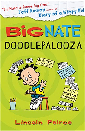 9780007521128: Big Nate: Doodlepalooza (Big Nate Activity Book 3)