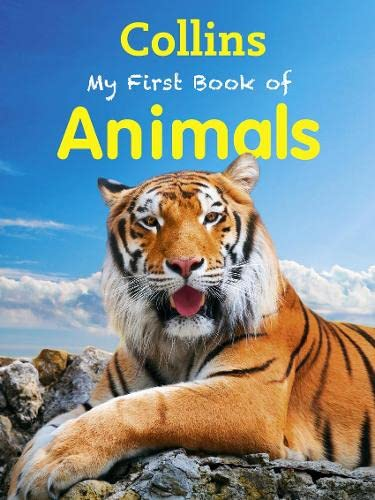 9780007521166: My First Book of Animals (My First)