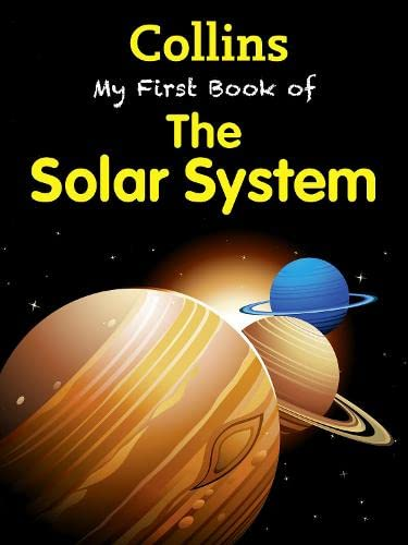 9780007521241: My First Book of the Solar System