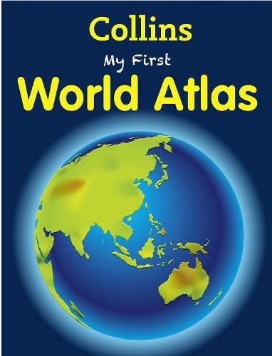 9780007521265: My First World Atlas (My First)