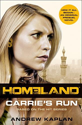 9780007521272: Homeland. Carrie's Run (Harper)