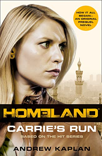 9780007521272: Homeland: Carrie's Run (Homeland Prequel 1)