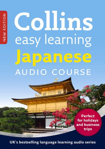9780007521432: Japanese: Audio Course (Collins Easy Learning Audio Course)
