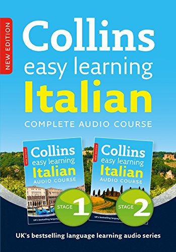 9780007521449: Complete Italian (Stages 1 and 2) Box Set (Collins Easy Learning Audio Course)