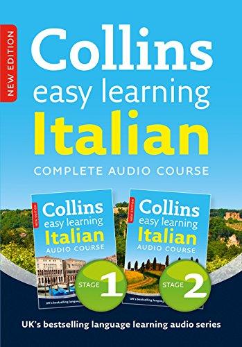 9780007521449: Easy Learning Italian Audio Course: Language Learning the easy way with Collins (Collins Easy Learning Audio Course)