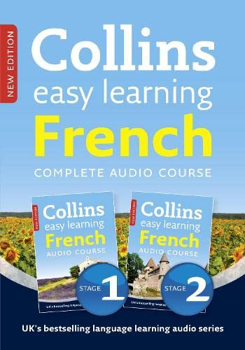 9780007521456: Complete French (Stages 1 and 2) Box Set (Collins Easy Learning Audio Course)
