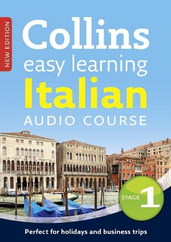 9780007521470: Italian: Stage 1: Audio Course (Collins Easy Learning Audio Course)