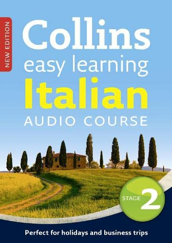 9780007521487: Italian: Stage 2: Audio Course (Collins Easy Learning Audio Course)