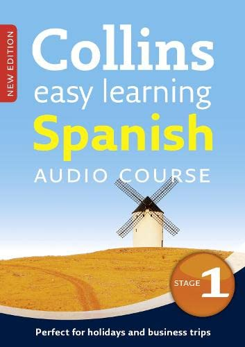 9780007521494: Spanish: Stage 1: Audio Course (Collins Easy Learning Audio Course)