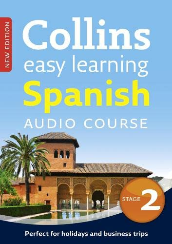 9780007521500: Spanish: Stage 2: Audio Course (Collins Easy Learning Audio Course)