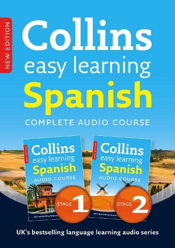 9780007521517: Complete Spanish (Stages 1 and 2) Box Set (Collins Easy Learning Audio Course)