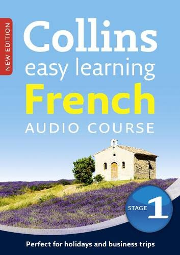 9780007521524: French: Stage 1: Audio Course (Collins Easy Learning Audio Course)