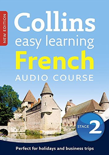 9780007521531: French: Stage 2: Audio Course (Collins Easy Learning Audio Course)