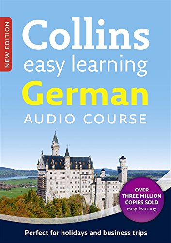 9780007521548: German: Audio Course (Collins Easy Learning Audio Course)