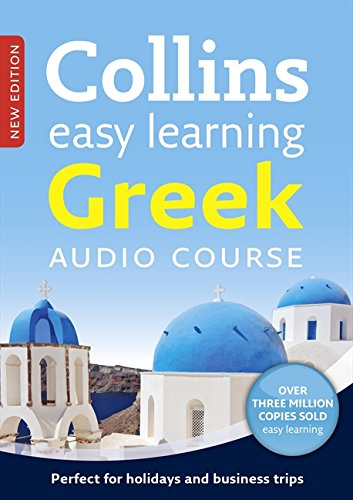 9780007521555: Greek: Audio Course (Collins Easy Learning Audio Course)